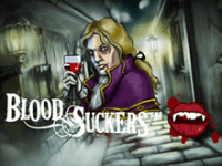 Играть в Blood Suckers на деньги
