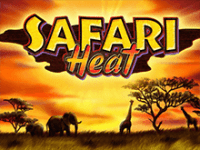 Автомат 777 Safari Heat