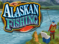 Азартная игра в онлайн-автомат Alaskan Fishing